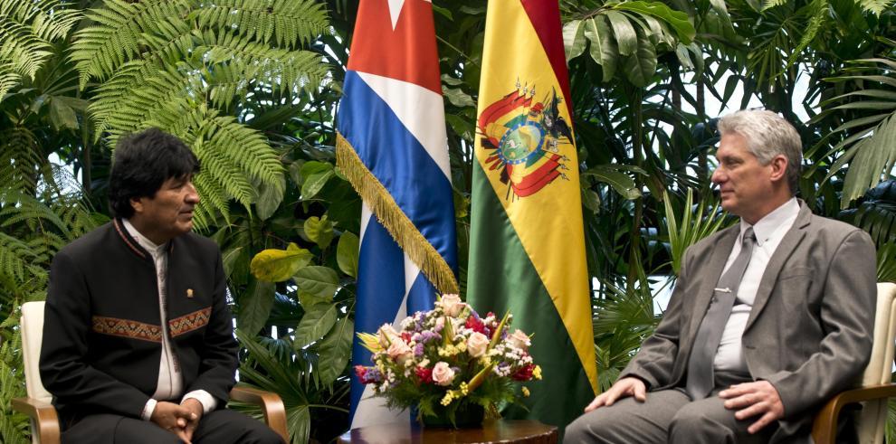 La lealtad entre Cuba y sus aliados marca la primera semana de Díaz-Canel