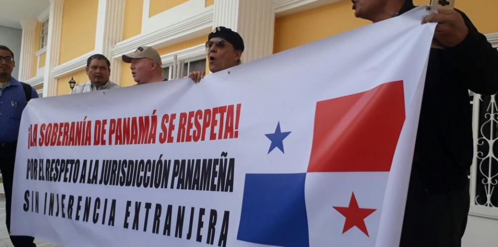 Frenadeso rechaza apertura de Tribunal Supremo de Justicia de Venezuela en Panamá