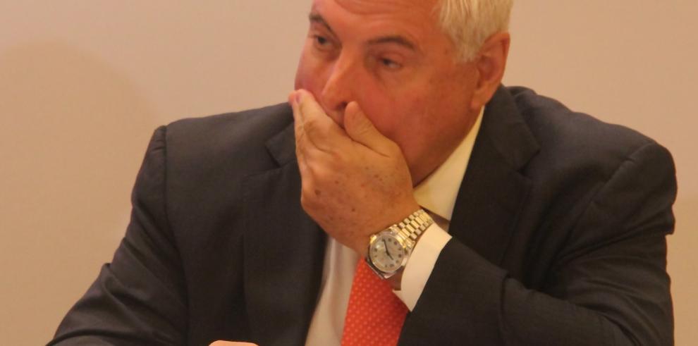 Martinelli pide ampliar plazo de respuesta contra extradición