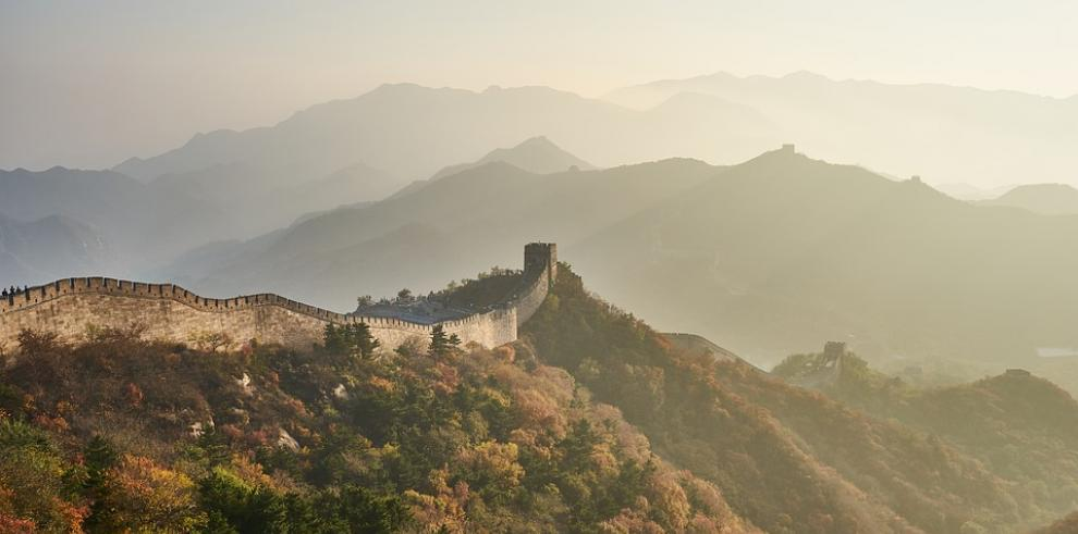 Emplearán drones e inteligencia artificial para proteger la Gran Muralla China