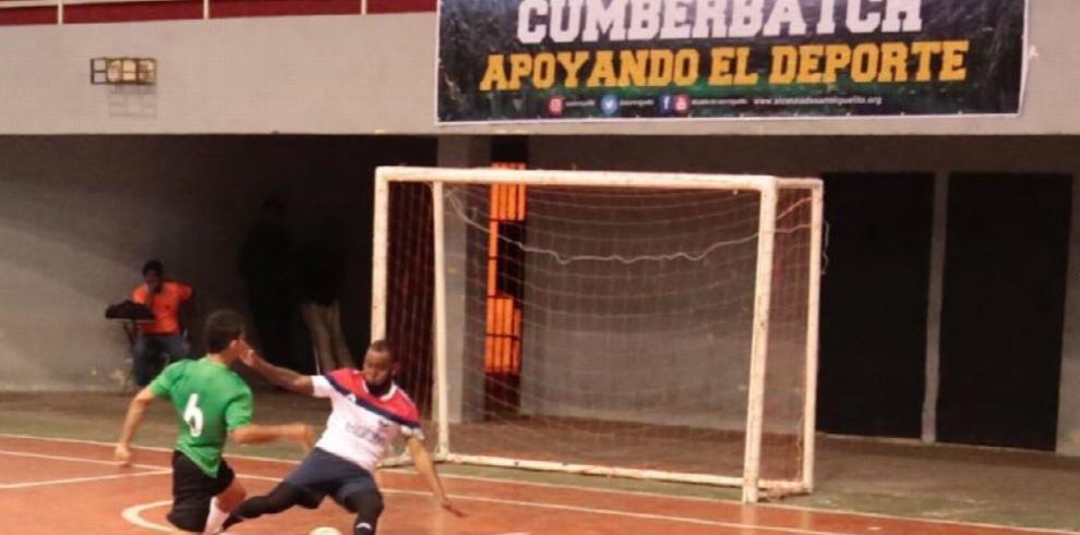 La fiesta del futsal se celebra hoy en San Miguelito