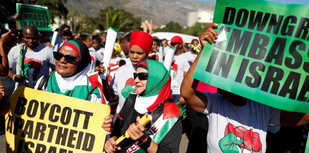 Los países árabes propondrán resolución de la ONU para proteger a palestinos