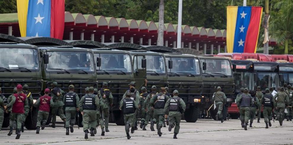 Parlamento venezolano reitera presidenciales son fraude y llama a abstención