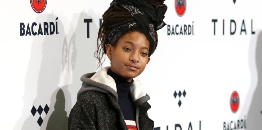 Willow Smith se autolesionaba con once años tras hacerse famosa