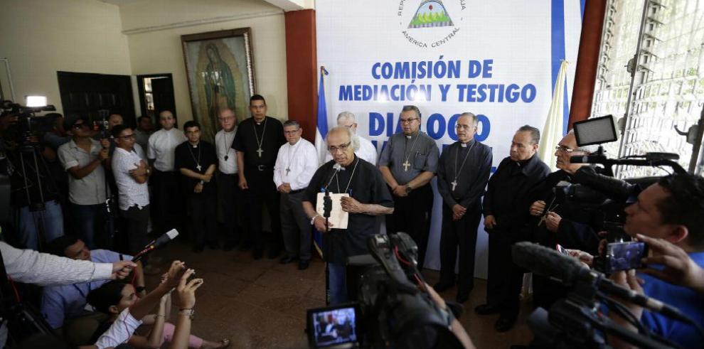 CIDH visitará Nicaragua, diálogo se inicia mañana