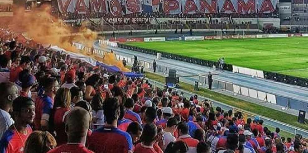 Panamá comienza su preparación para el amistoso frente a Irlanda del Norte