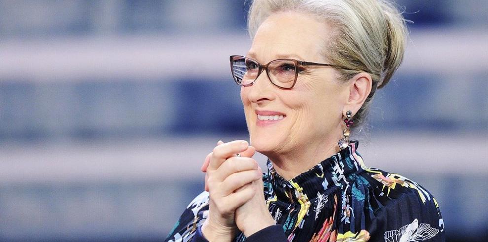 Meryl Streep protagonizará filme sobre los papeles de Panamá