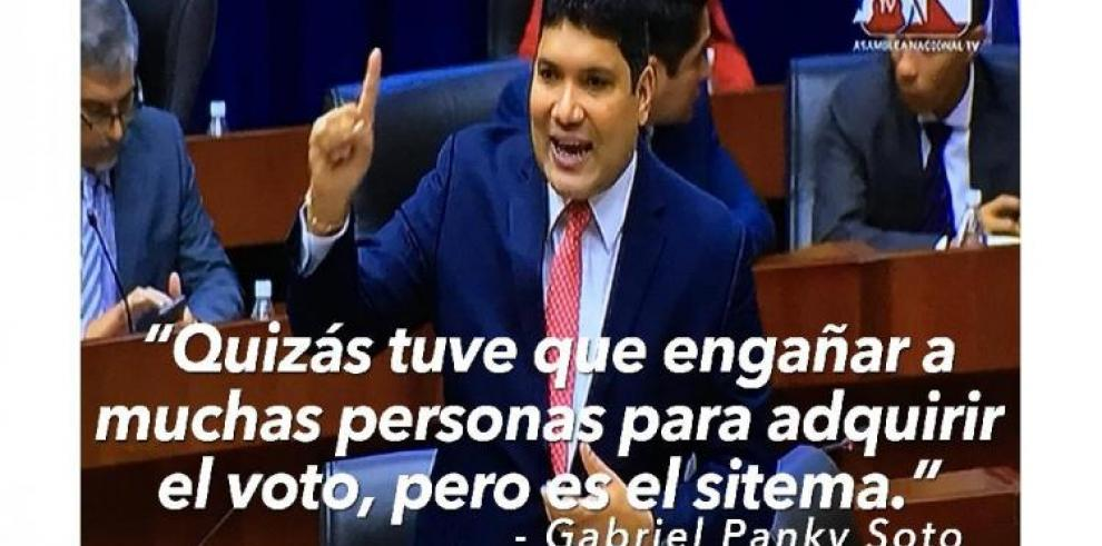 Memes de la discusión en el Pleno Legislativo por ratificación de magistradas