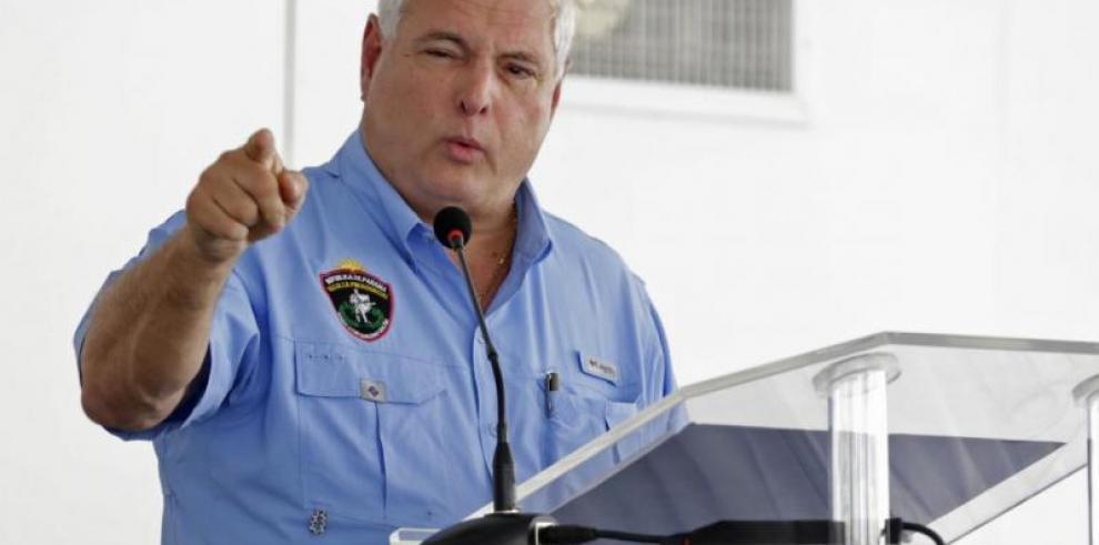 Fianza de excarcelación de Martinelli se resolverá antes del próximo viernes