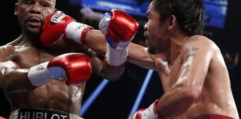 Mayweather asegura que volverá a pelear contra Pacquiao este año