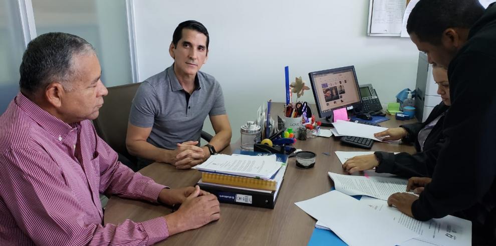 CD y Alianza formalizan en el TE acuerdo político: 'Un Cambio para Despertar'