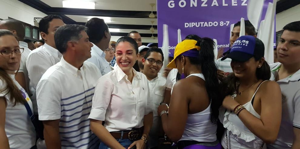 'No estoy en la política por ambición sino por convicción', Blandón