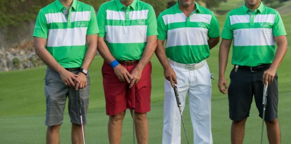 Torneo de Golf Bijao