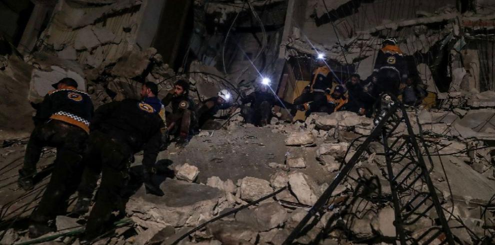 Sirios y rusos piden investigación