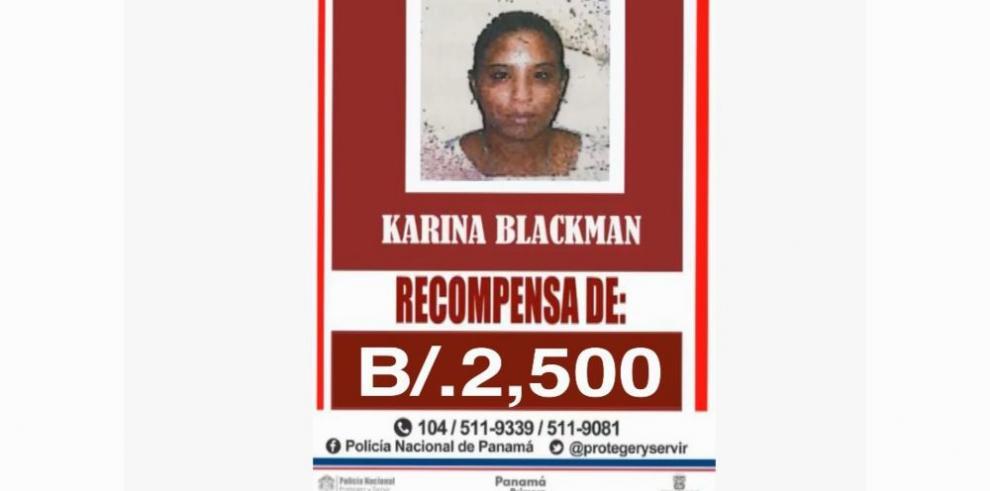 Recompensa de $2,500 por información para ubicar a prófuga de la justicia