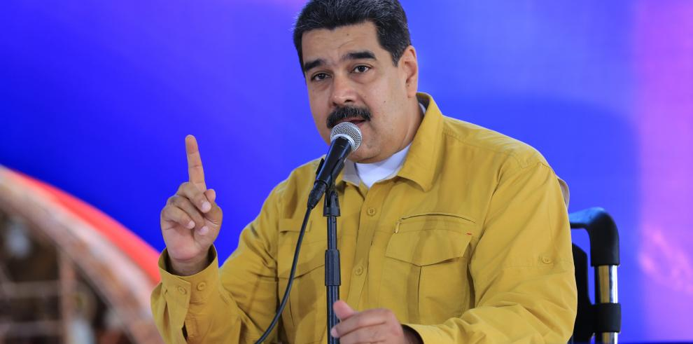 Parlamento de Venezuela analizará un posible juicio contra Maduro