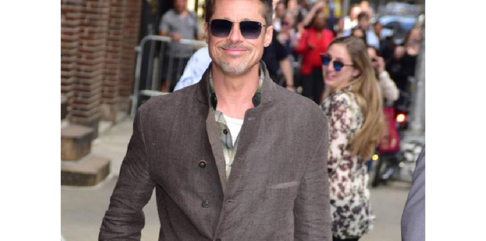 ¿Ha rehecho Brad Pitt su vida sentimental?