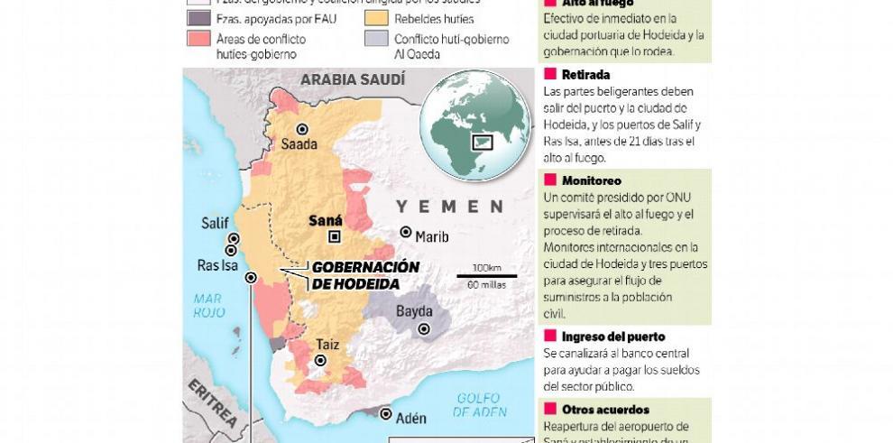Comienza tregua en Yemen , según Riad