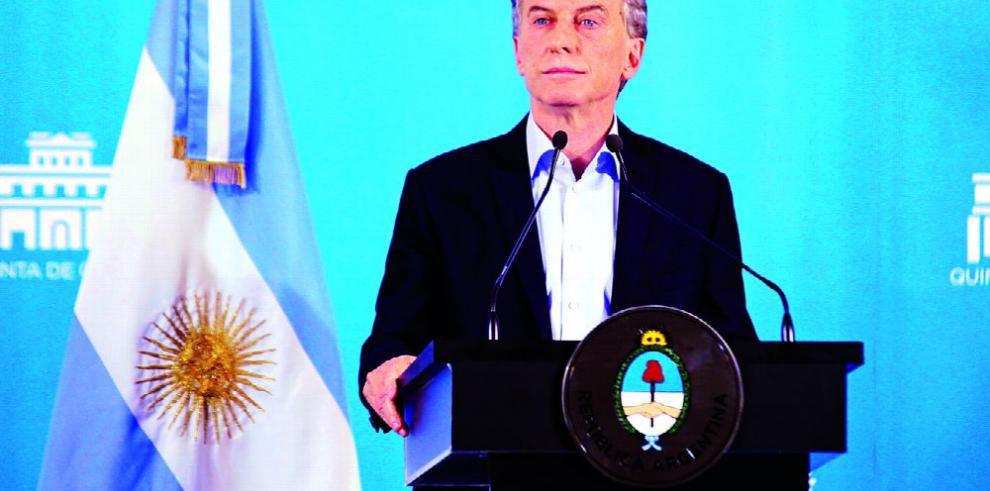 Macri asume hoy presidencia del Mercosur