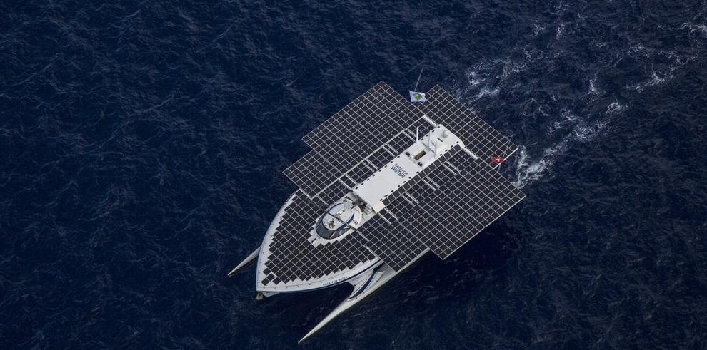 Barco suizo protector de los océanos visitará Panamá