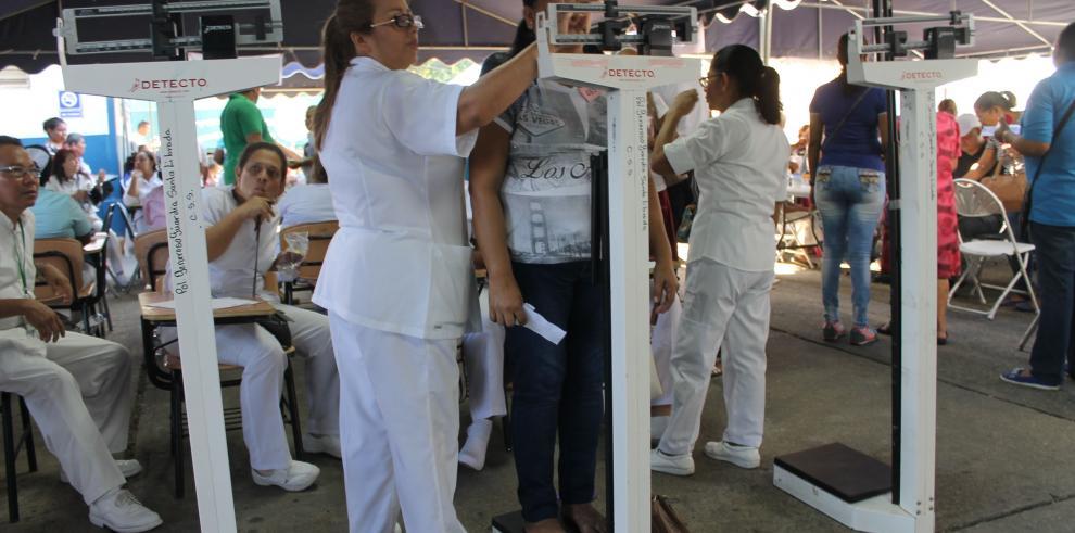 Más de mil personas se han atendido en el censo de salud preventiva