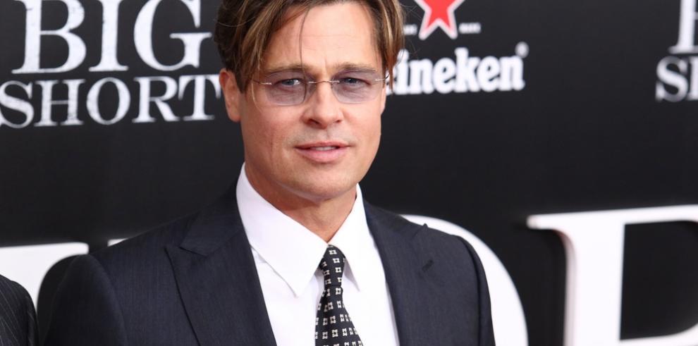 Brad Pitt sufre un accidente de tráfico a las afueras de Los Ángeles