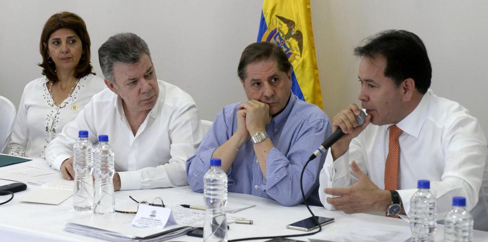 Colombia endurecerá medidas migratorias en la frontera con Venezuela