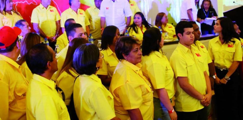 Molirena definirá su oferta electoral para mayo de 2019