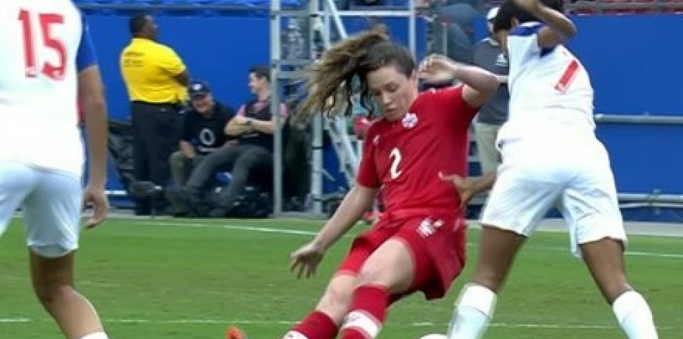 Canadá derrotó a Panamá 7-0