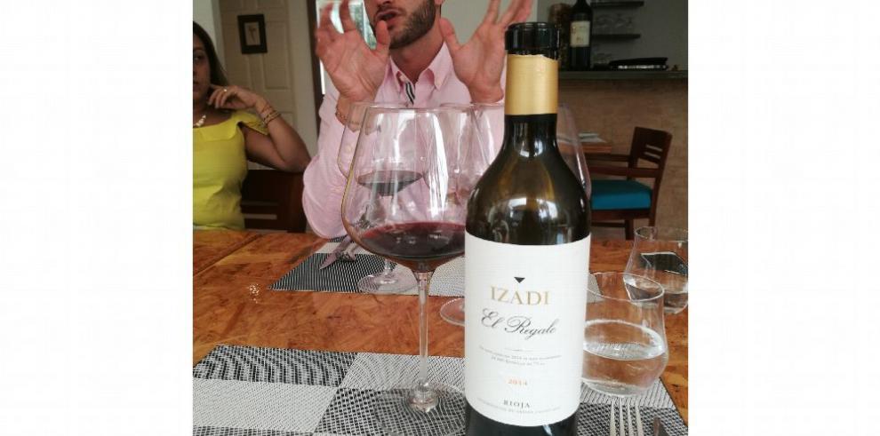 Buenos vinos, ricos sabores