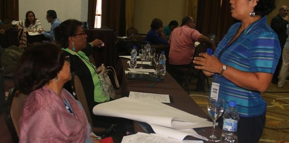 Buscan consenso para la Política Nacional de Ordenamiento Territorial