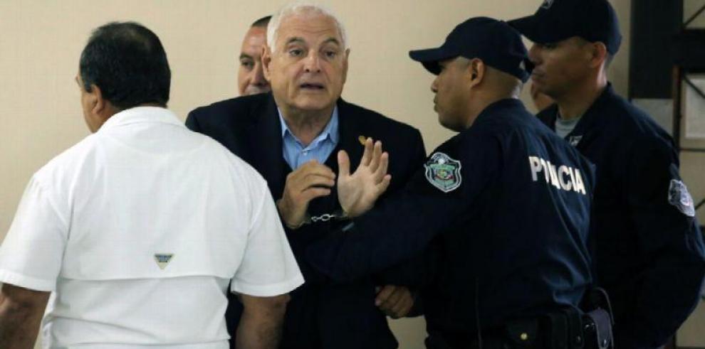 Este lunes la Corte revisará dos solicitudes de la defensa de Martinelli