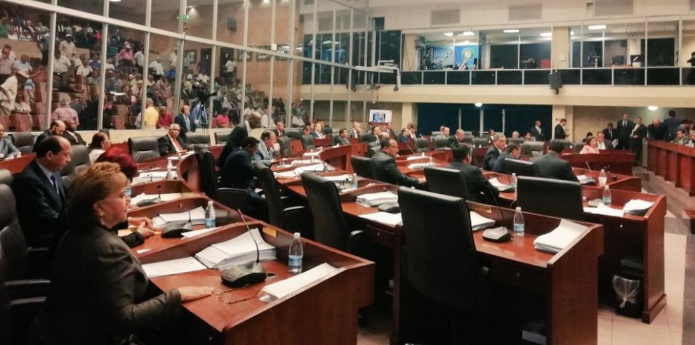 Pleno de la Asamblea aprueba incremento de pensiones a los jubilados