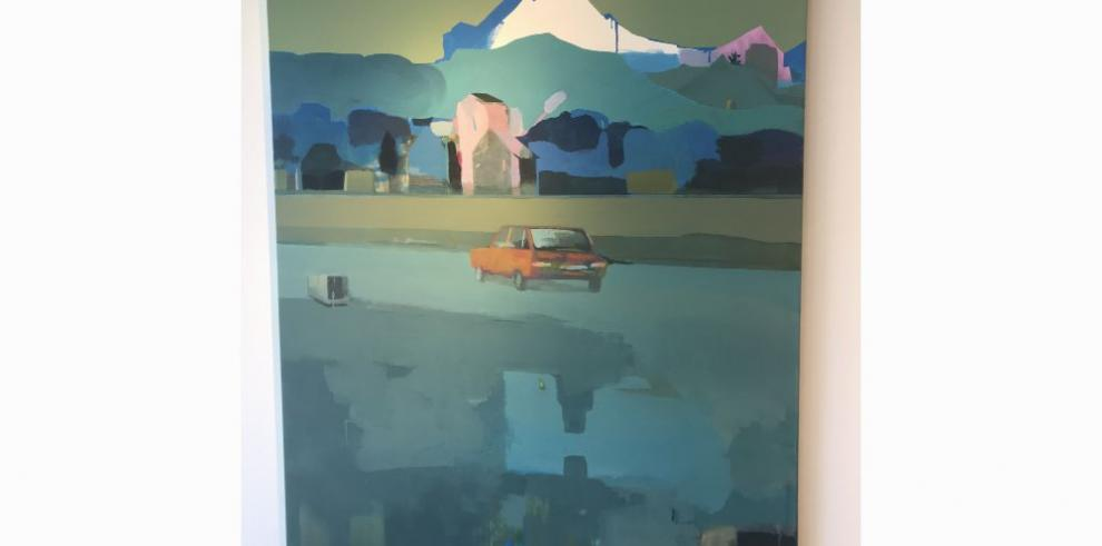 Guillermo Moreno, un pintor que no es artista