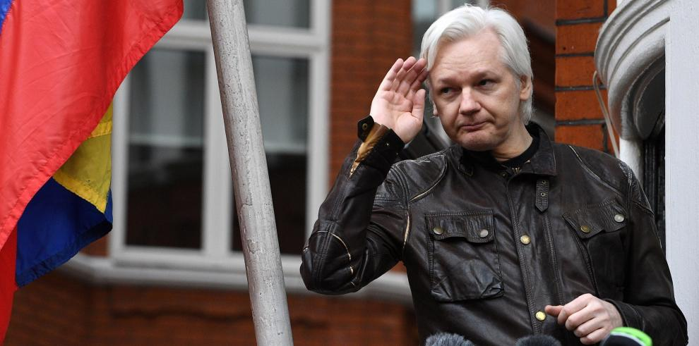 Washington evita aclarar si busca enjuiciar a Assange por sus filtraciones
