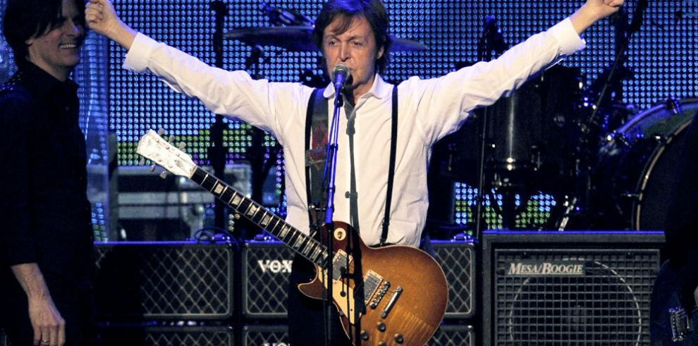 Una estatua de Paul McCartney recordará la visita del exBeatle a Cuba