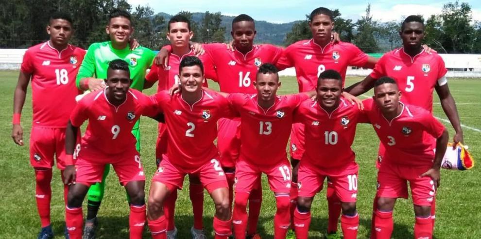 Panamá cae derrotada ante Guatemala en el torneo UNCAF sub 20
