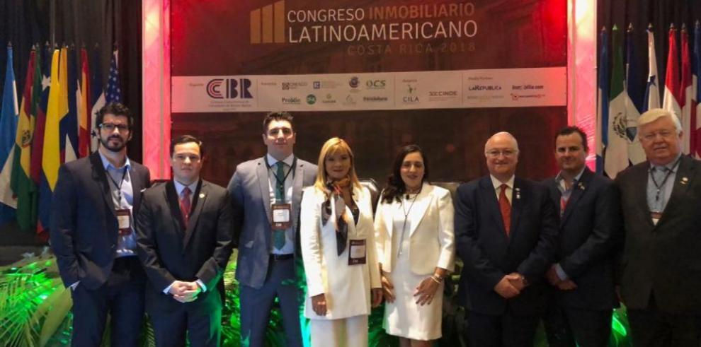 Acobir, en el III Congreso Inmobiliario Latinoamericano