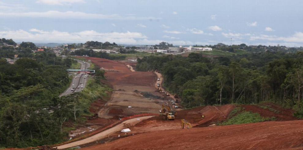 Avanza la ampliación de carretera Panamericana