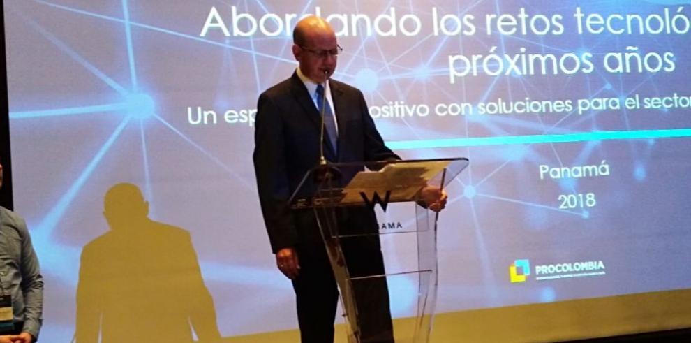 Colombia quiere expandir sus soluciones para 'fintech' en Panamá