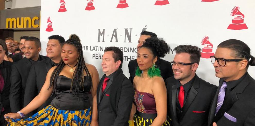 Afrodisíaco se prepara en la antesala al Latin Grammy