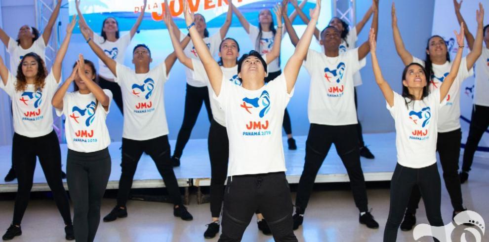 Los jóvenes y la vocación de danzar para Dios