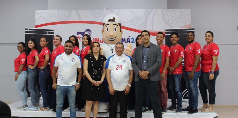 El logo de la JMJ estará en el suéter de la Selección Nacional de Fútbol