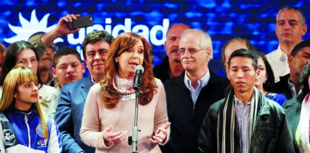Tribunales argentinos confirman prisión preventiva para Kirchner