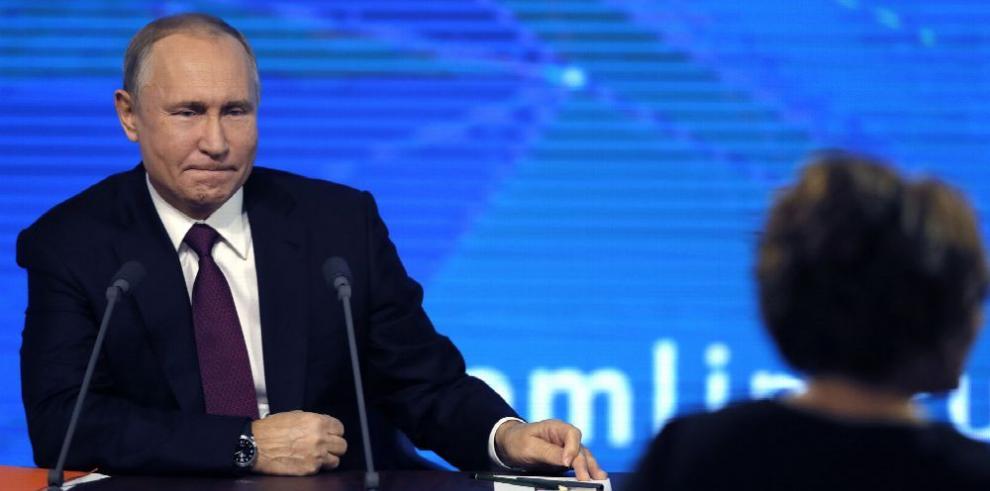 Putin admite que no se han librado del dopaje
