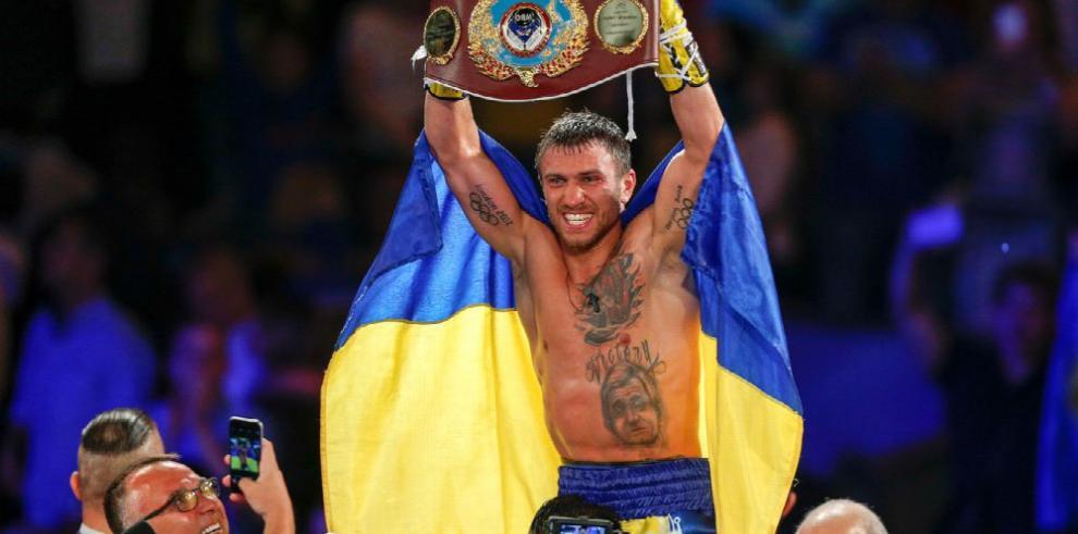 ¿Quién puede parar a Vasyl Lomachenko?