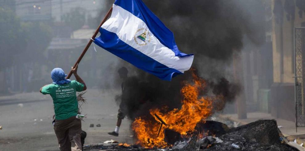 Crisis en Nicaragua llega a 26 días y con 54 muertos