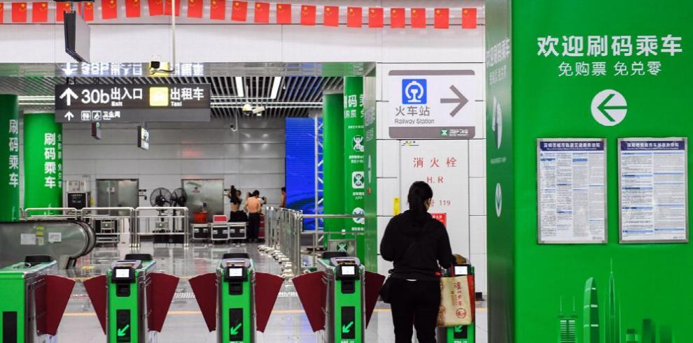 Transporte sin conductor vive despertar en China