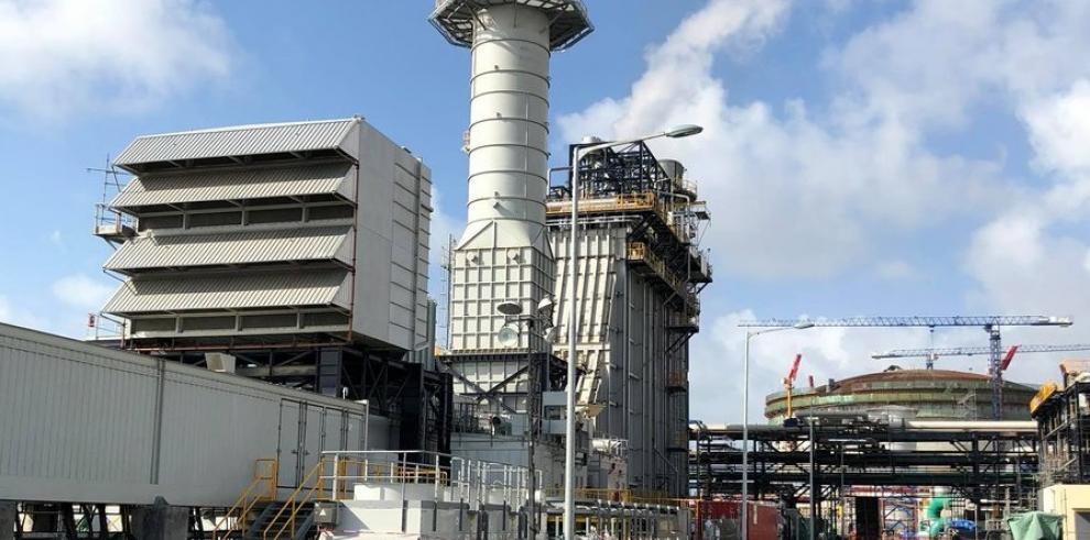 Primera planta de gas natural en Centroamérica será inaugurada en Panamá