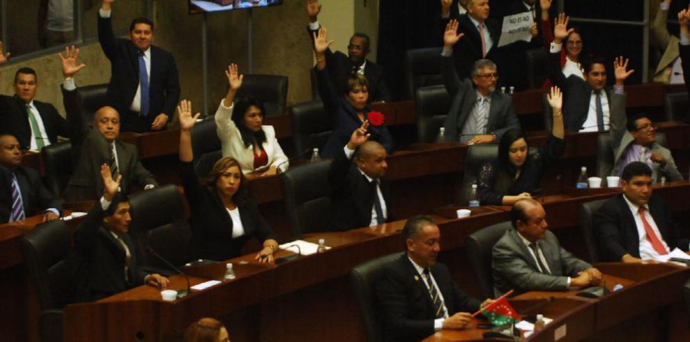 CCIAP pide frenar el uso discrecional de planillas en la Asamblea